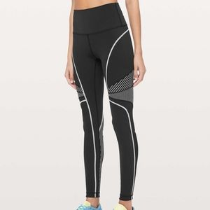 Lululemon Channel Your Energy Tight size 6